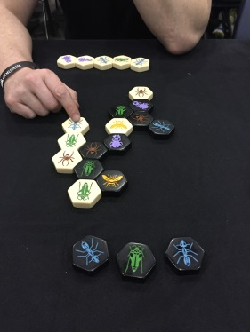 Playing Hive at PAX