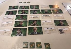 Winning a game of Codenames Duet