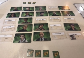 Winning a game of Codenames Duet