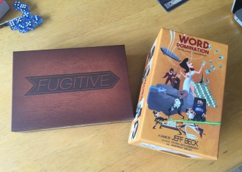 Fugitive and Word Domination from Fowers.games